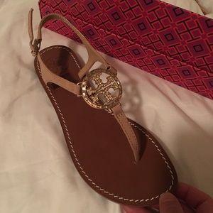 NIB Tory Burch sandals
